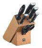 Набор кухонных ножей Twin Four Star II, 6 пр. в подставке, Zwilling J.A. Henckels, Германия